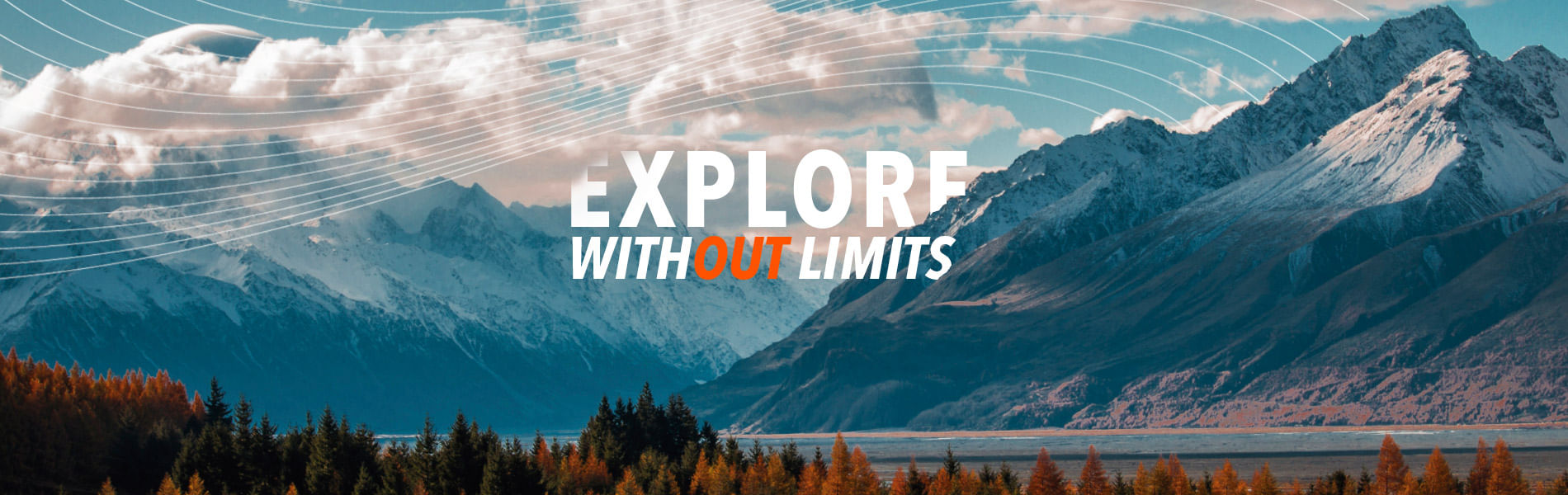 Explore without limits