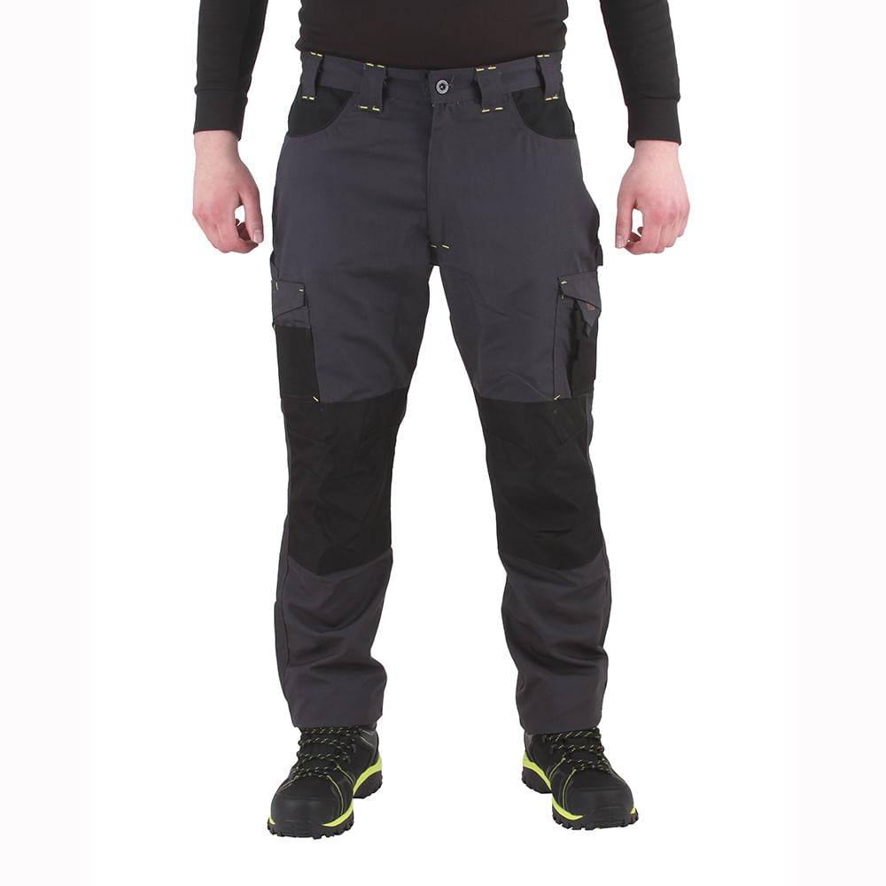 Pantalon Cargo Hw Dakota Carbon Grey Hwwear